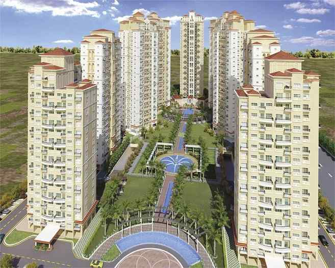 3 BHK Flat  at DLF New Town Heights, Newtown