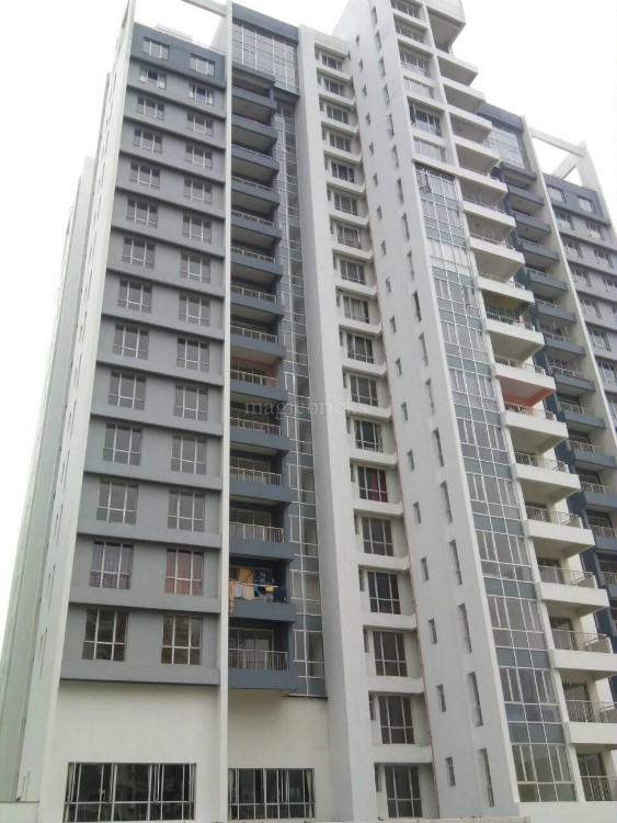 2 BHK Flat  at Sunrise Symphony, Newtown AA2