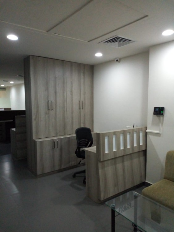 Office space at DLF Galleria, Newtown AA1