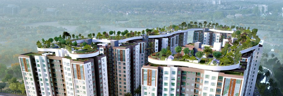 3 BHK Flat  at Siddha Galaxia Phase 2, Rajarhat Main Road