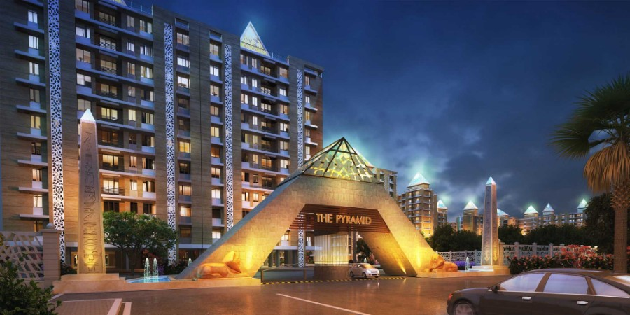 3 BHK, Mounthill Pyramid, Rajarhat | Kolkata Properties : kolkataproperties.in For Sale or Rent