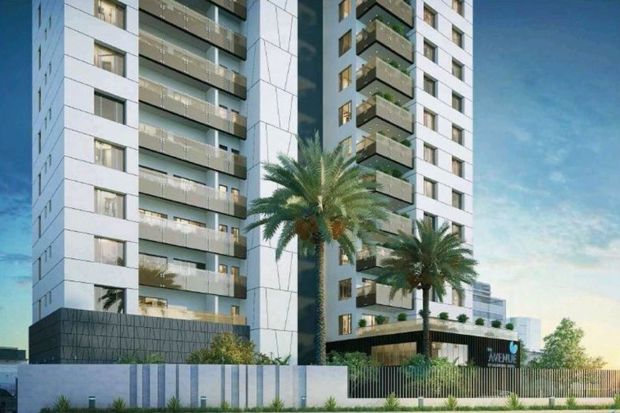 3 BHK Flat  at The Avenue, Alipore
