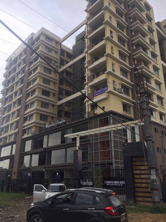 3 BHK Flat  at windsor heights, EM Bypass
