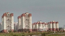 4 BHK Flat  at Green Field heights, Newtown AA1