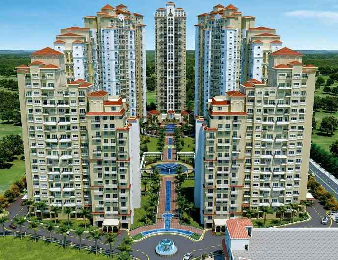 3 BHK Flat  at DLF New Town Heights, Newtown AA3