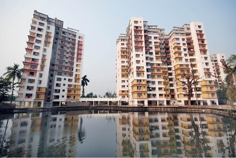3 BHK Flat  at Diamond City West, Sarsuna