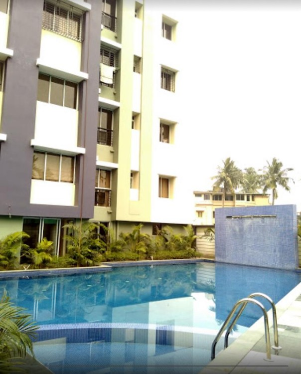 3 BHK Flat  at Mayfair Greenwoods, Sonarpur