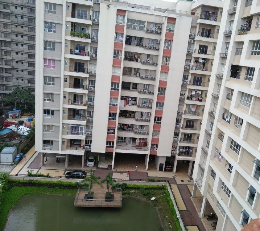 1 BHK, 1 BHK Flat , Blossom County, , New Alipore | Kolkata Properties : kolkataproperties.in For Sale or Rent