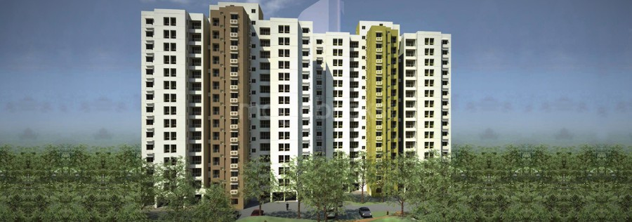 2 BHK Flat  at Unitech Vista, Newtown AA3