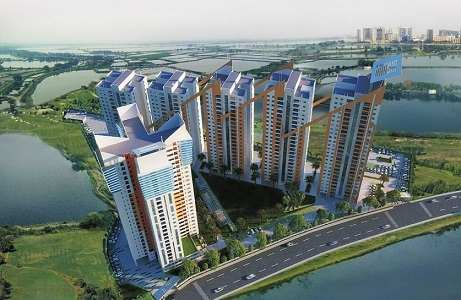 2 BHK Flat  at PS Panache, Mahisbathan