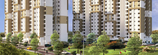3 BHK Flat  at Unitech Fresco Uniworld City, Newtown