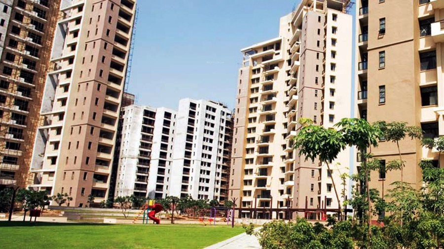 3 BHK Flat  at Unitech Cascades, Newtown