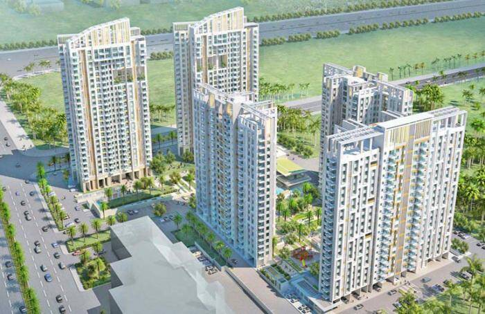 3 BHK Flat  at Tata Eden Court, Newtown