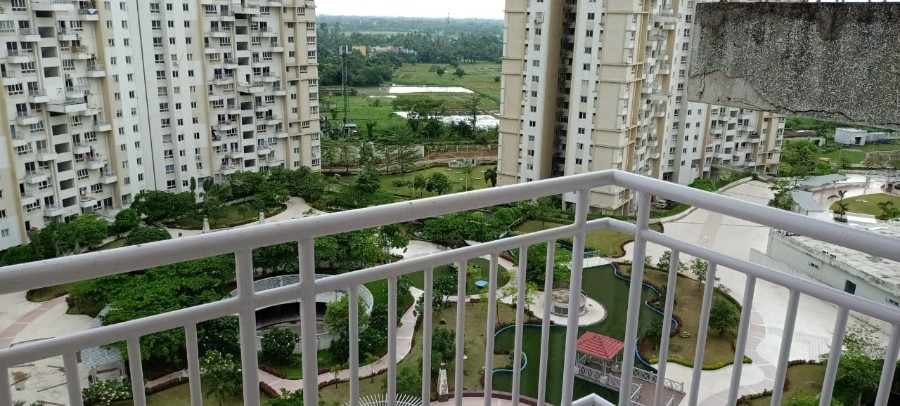 3 BHK Flat  at Elita Garden Vista, Newtown AA3