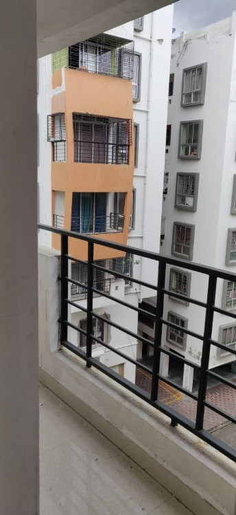 2 BHK Flat  at Shrestha Garden, Rajarhat