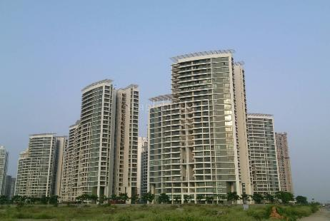 4 BHK Flat  at Rosedale Gardens, Newtown