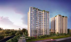2 BHK Flat  at Ecospace Residencia, Newtown